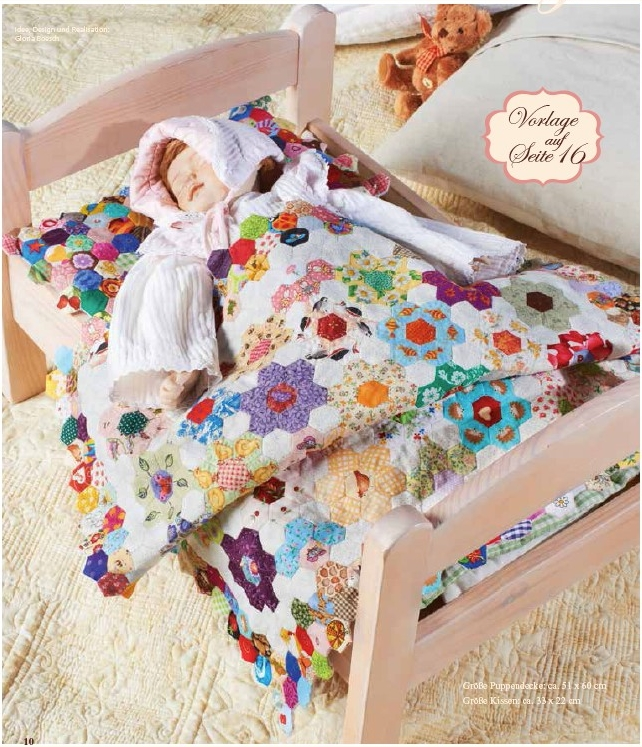 Hush little Baby - Patchwork Magazin