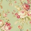 Rosen und zarte Blumen