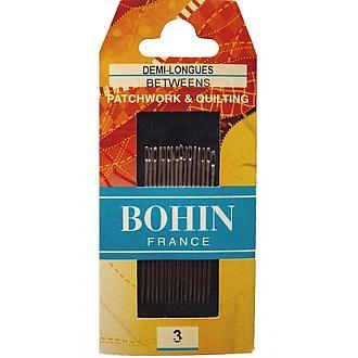 Nadeln - Betweens No. 9, 20er Pack von Bohin