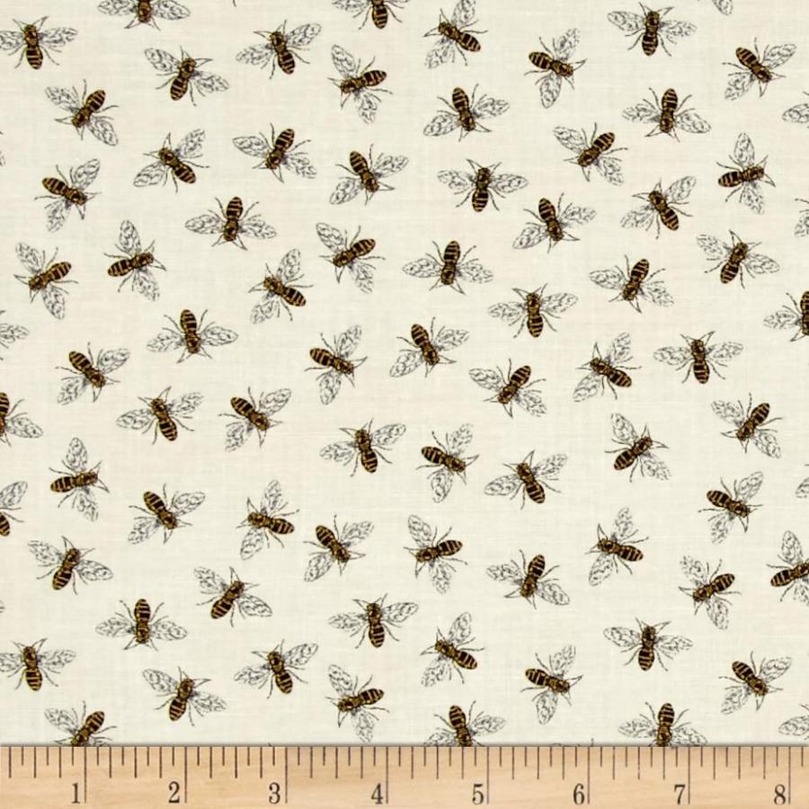 Moda Bee - Laurel White