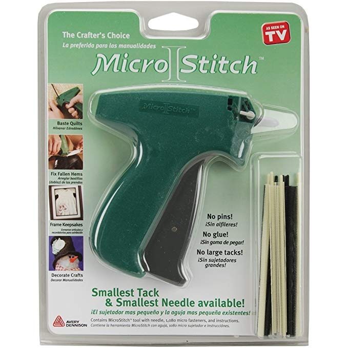 MicroStitch - Heftpistole