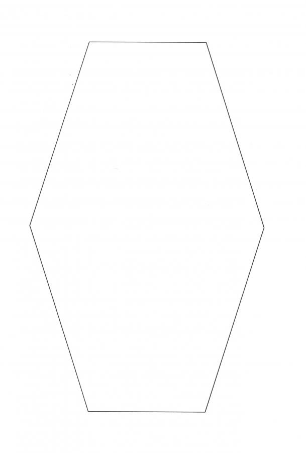 Paper Pieces Coffin für Snowflake Block