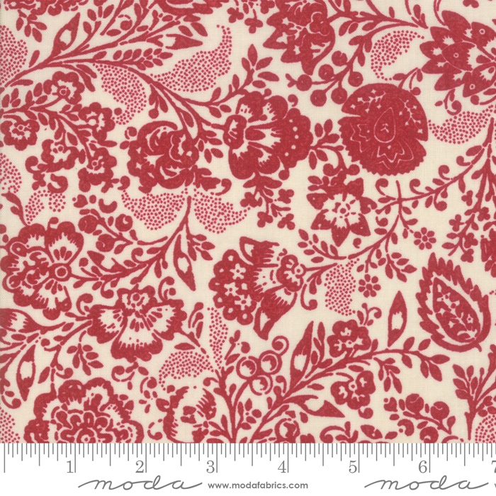 Moda French General Chafarcani 1385013 rouge pearl
