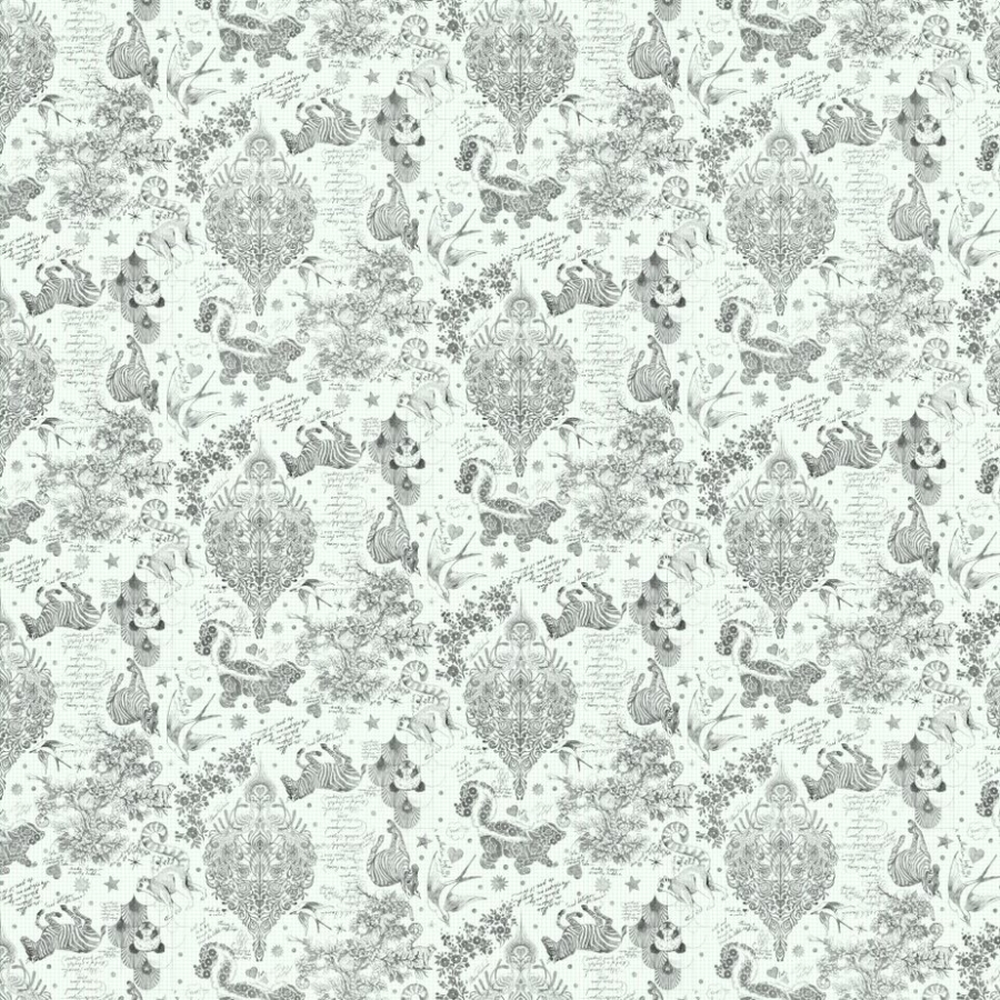 Tula Pink - Linework Sketchy Paper