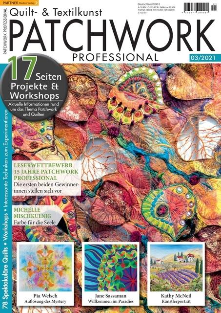 Patchwork Professional - Ausgabe 03/21