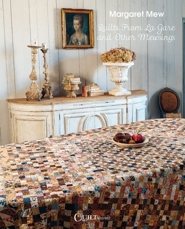 Quilts from La Gare & other Mewsings - Margaret Mew