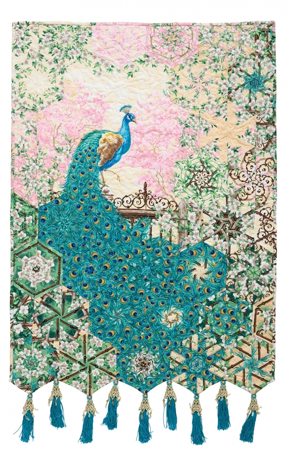 One Block Wonder Panel Quilts - Maxine Rosenthal