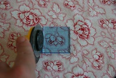 Acrylschablonenset Pretty & Useful 6-fach Dreieck 45°