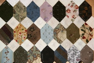 Paper Pieces elongated Hexagon, Pretty & Useful gestrecktes Se