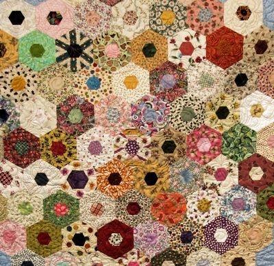 Paper Pieces Liesels Fünfeck