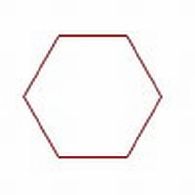 Paper Pieces zu Liesels Fünfeck Hexagon, Sechseck