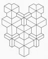 Paper Pieces für Pretty & Useful Inner City², 2 Blöcke