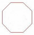 Paper Pieces Octagon, Pretty & Useful Achteck