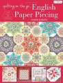 quilting on the go ... English Paper Piecing von Sharon Burgess