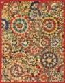 Komplettset Paper Pieces für den Quilt La Passacaglia aus Millefiori 1, ganzer Quilt
