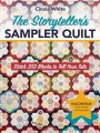 The Storyteller's Sampler Quilt - Cinzia White