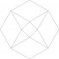 Paper Pieces Periwinkle Variation 3 inch (6 Blocks)