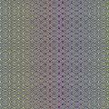 Tula Pink - Linework Hexie Rainbow - Ink