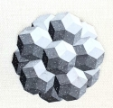Triacontahedron - Materialpackung  -