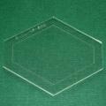Acrylschablone 4-er Auge zu Liesels Fünfeck