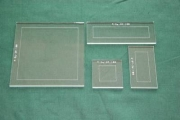 Acrylschablonenset Pretty & Useful Square by Square