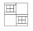 Paper Pieces für Pretty & Useful Square by Square, 9 Blocks